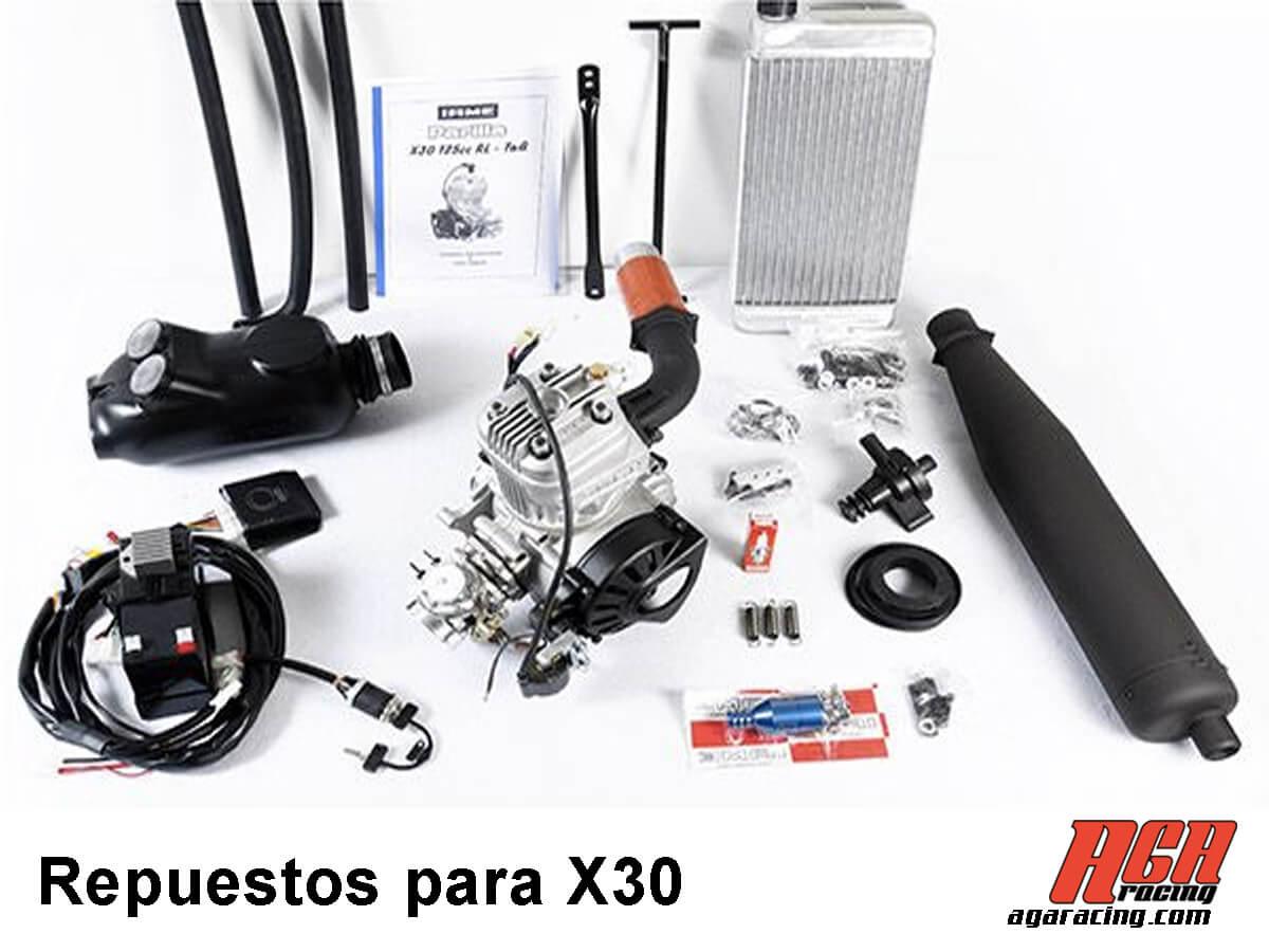 comprar repuesto motor x30