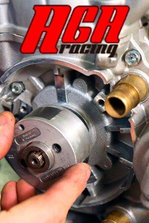 Conjunto encendido motor TM
