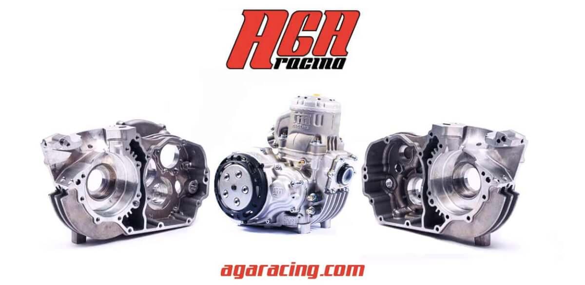 reparación y preparación motor kart aga racing tienda karting